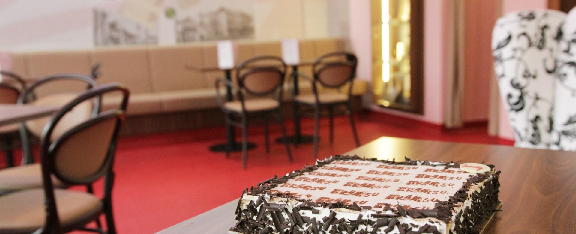 Vlastní výroba dortů a zákusků